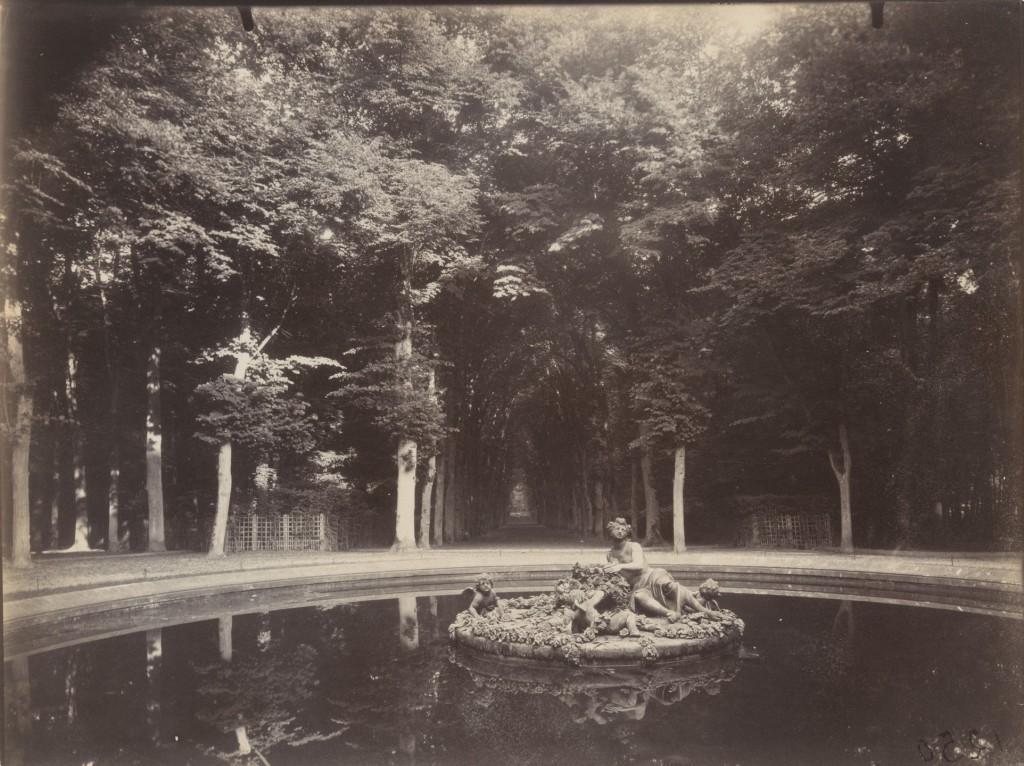 Eugène Atget Versailles 1924, Fig 7