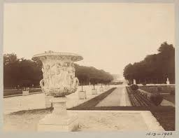 View of Gardens, Versailles, France, Fig 8